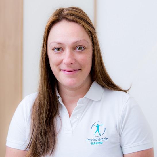 Christina Stuhldreier; Physiotherapeutin